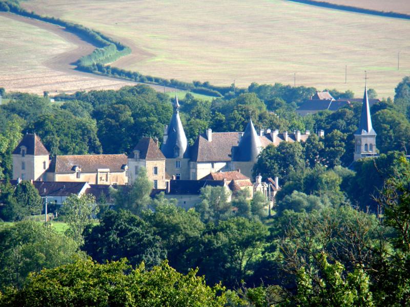 Château de Comarin