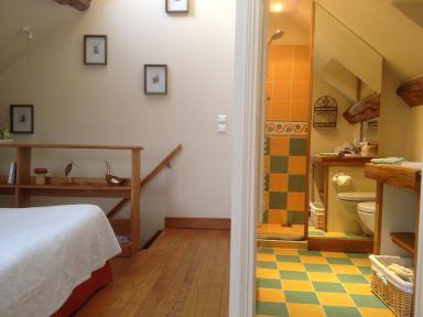 Chambre avec Salle de bain